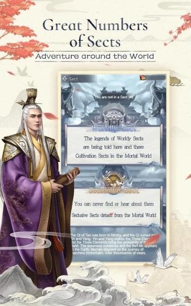 Immortal Taoists мод