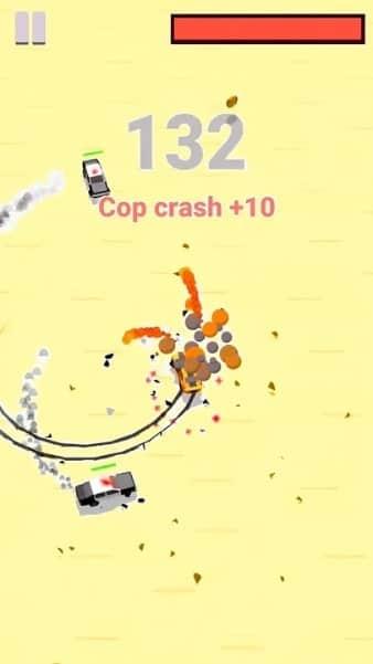 Police Drift Racing андроид