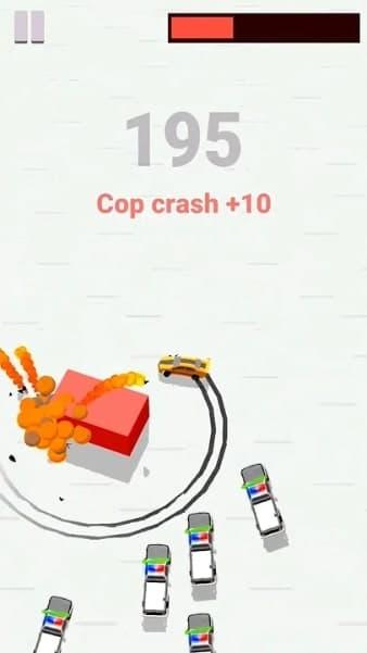 Police Drift Racing скачать