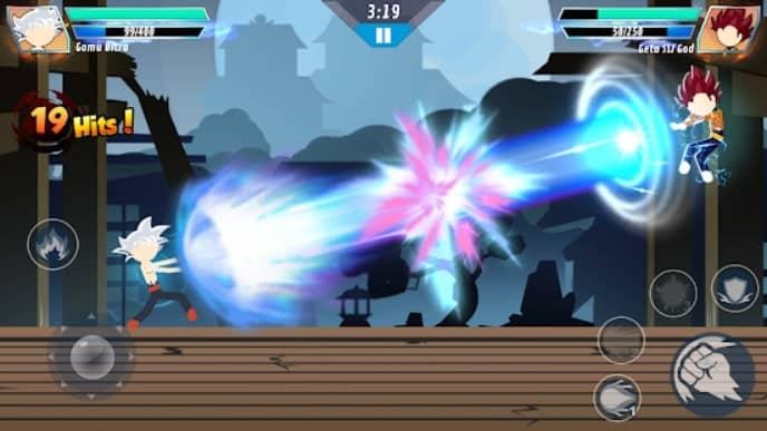 Stick Hero Fighter андроид