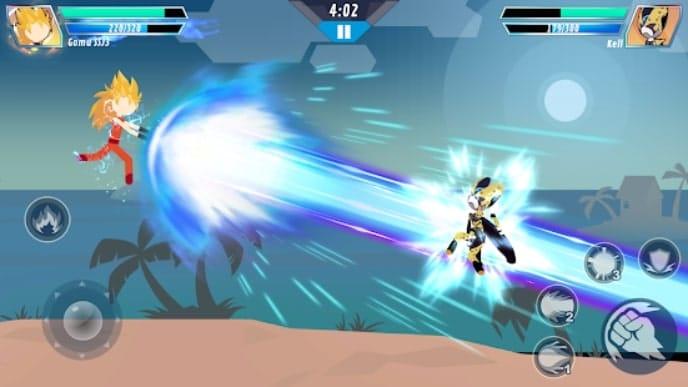 Stick Hero Fighter скачать