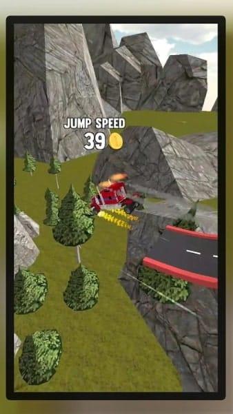 Stunt Truck Jumping читы