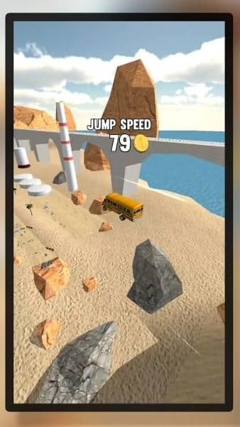 Stunt Truck Jumping мод