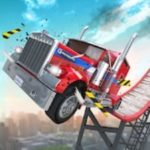 Stunt Truck Jumping взлом