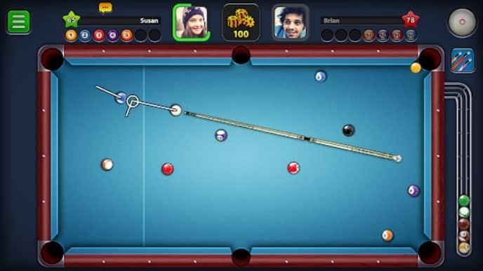 8 Ball Pool читы
