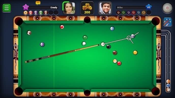 8 Ball Pool мод