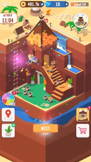 Idle Digging Tycoon читы