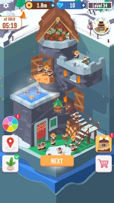 Idle Digging Tycoon мод
