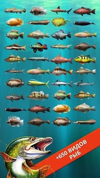 На рыбалку скачать