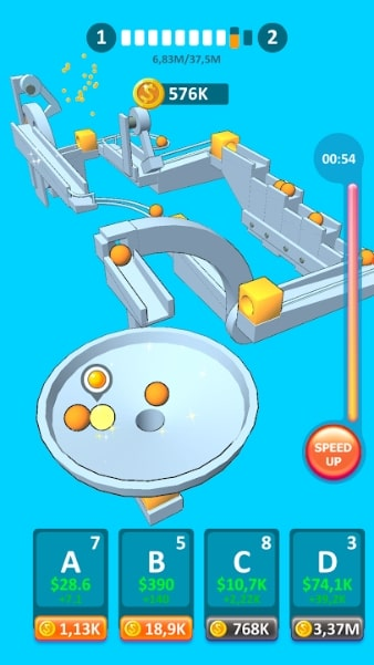 Physics Puzzle Idle андроид