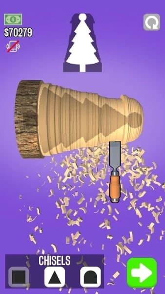 Woodturning андроид