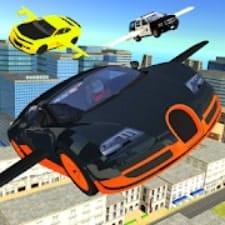 Flying Car Transport Simulator взлом