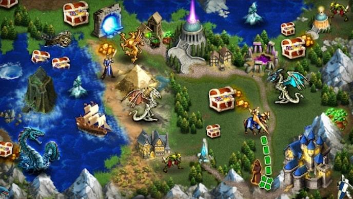 Heroes: Magic World андроид