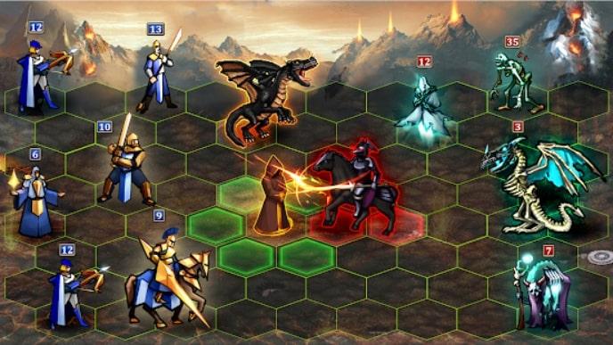 Heroes: Magic World читы