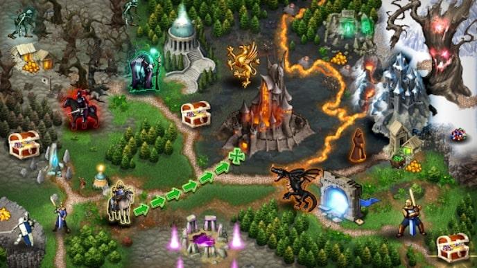Heroes: Magic World мод