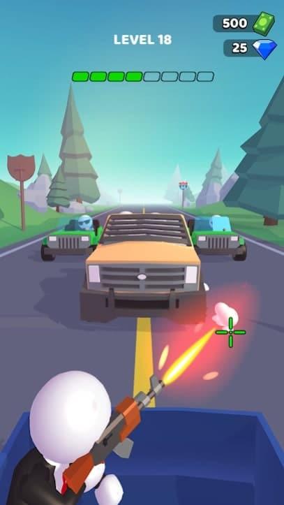 Rage Road андроид