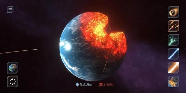Solar Smash читы