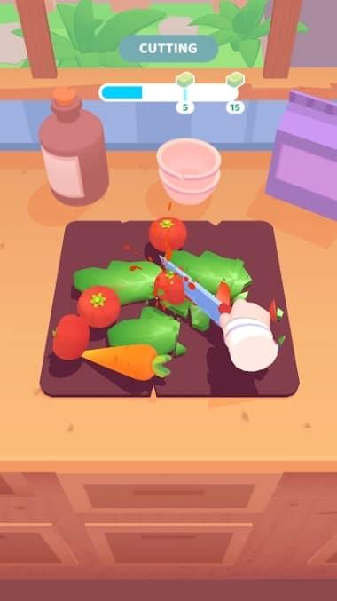 The Cook андроид