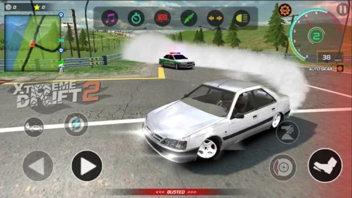 Xtreme Drift 2 андроид