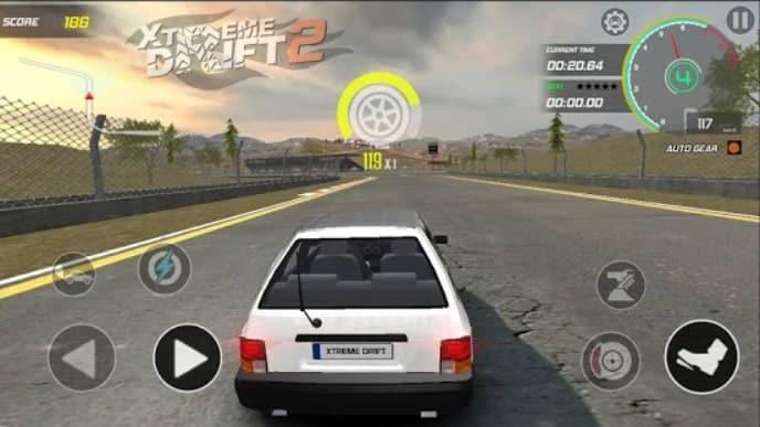 Xtreme Drift 2 мод