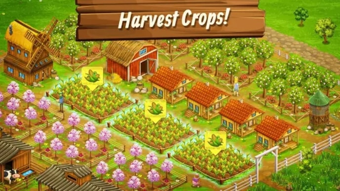 Big Farm: Mobile Harvest андроид