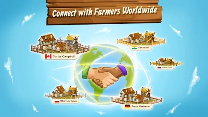 Big Farm: Mobile Harvest читы