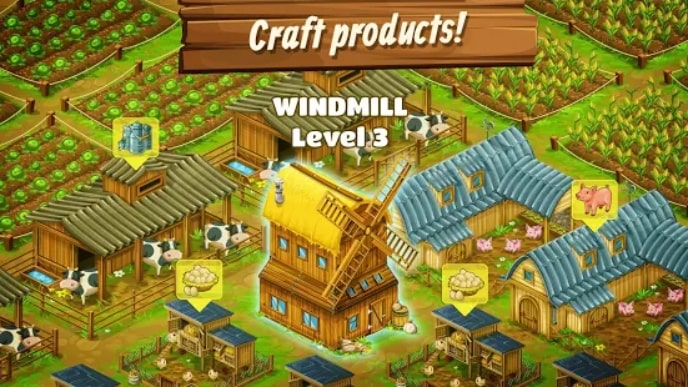 Big Farm: Mobile Harvest скачать