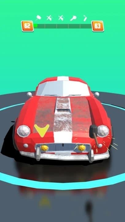 Car Restoration 3D читы