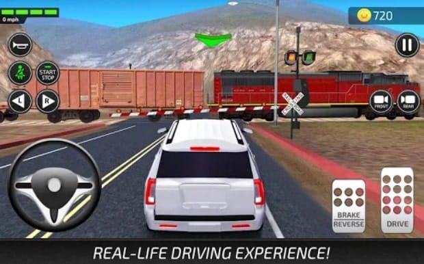 Driving Academy андроид