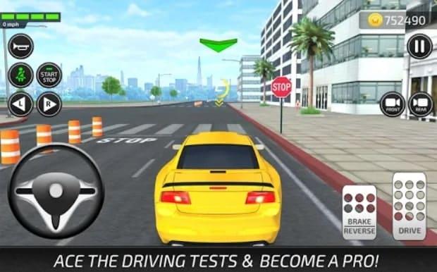 Driving Academy скачать