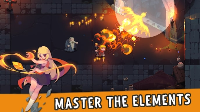 Elemental Dungeon андроид