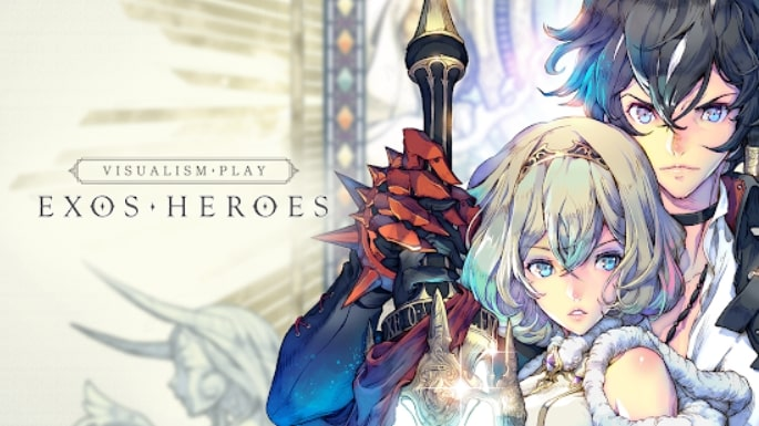 Exos Heroes мод