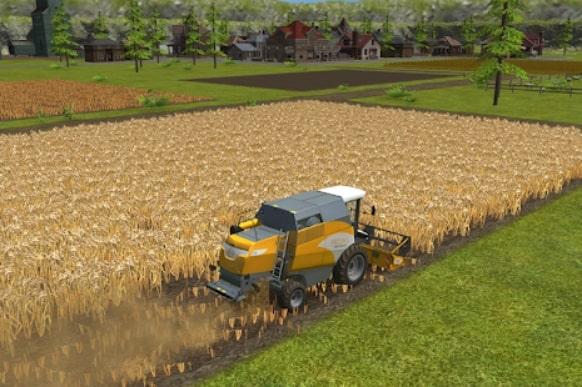 Farming Simulator 16 андроид