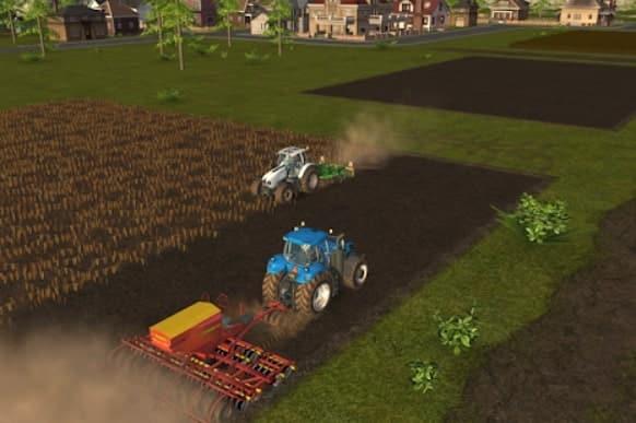 Farming Simulator 16 читы