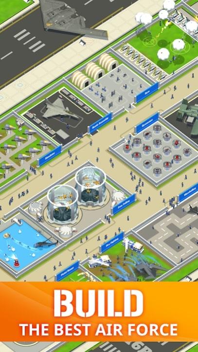 Idle Air Force Base андроид