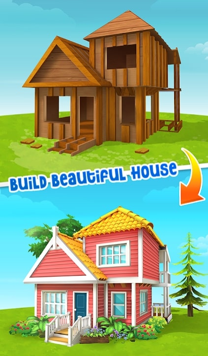 Idle Home Makeover андроид