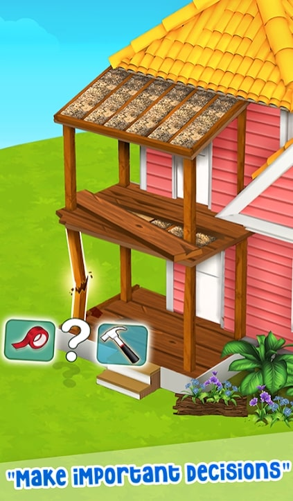 Idle Home Makeover скачать