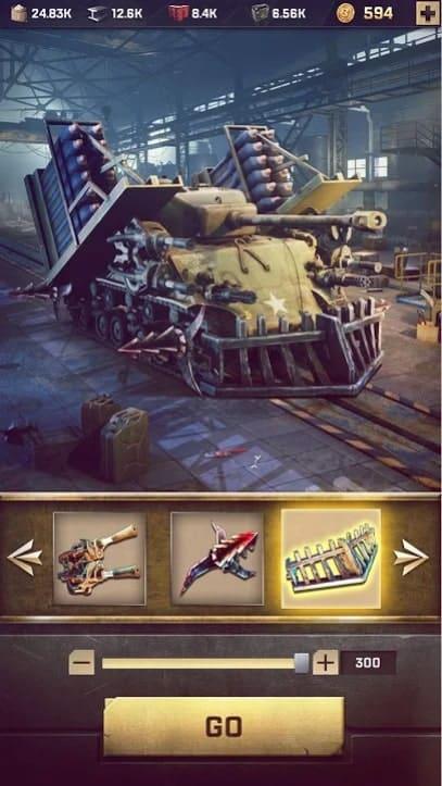 Invasion: Zombie Empire андроид