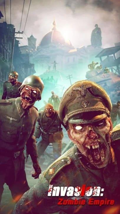 Invasion: Zombie Empire скачать