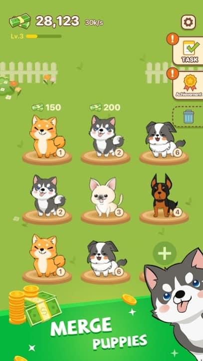 Puppy Town андроид