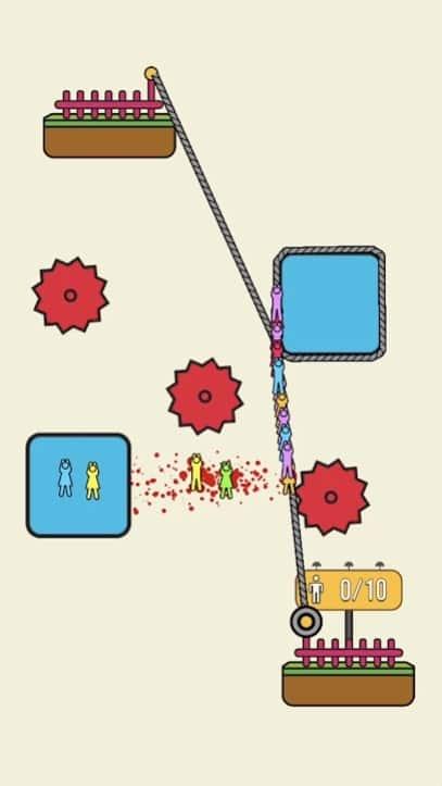 Rope Rescue андроид