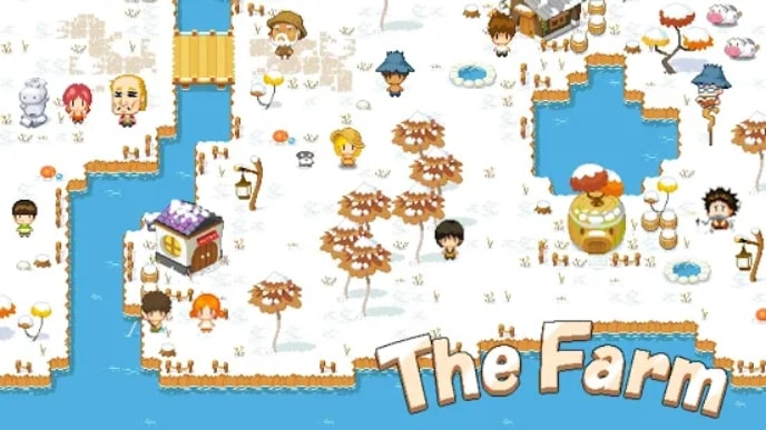 The Farm: Sassy Princess андроид