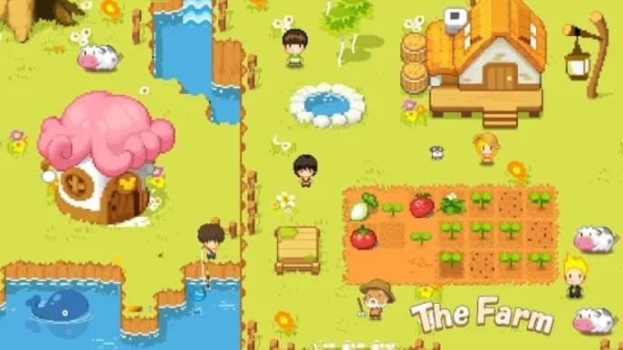 The Farm: Sassy Princess мод