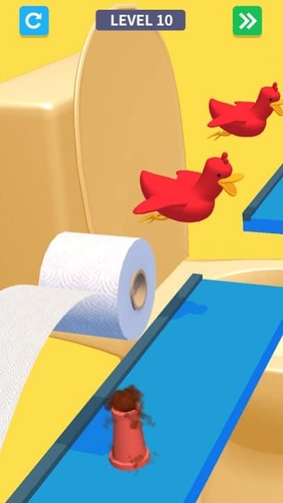 Toilet Games 3D андроид