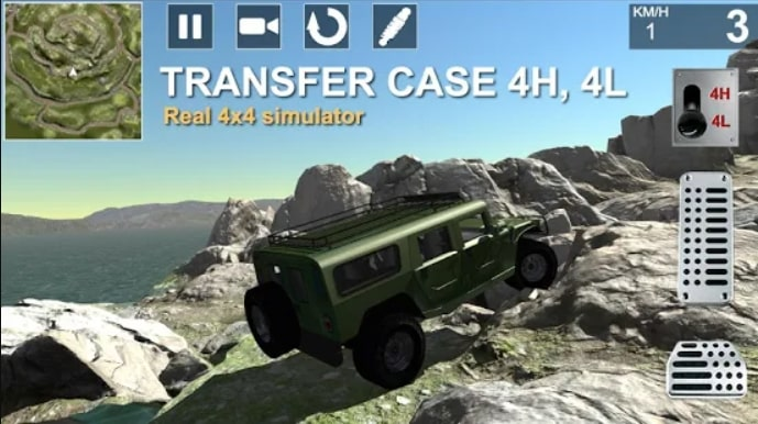 TOP OFFROAD Simulator читы