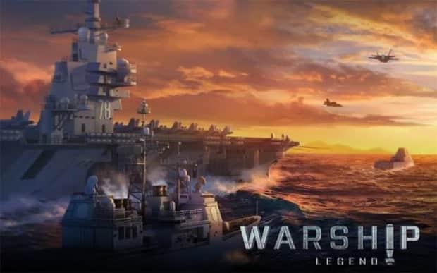 Warship Legend андроид