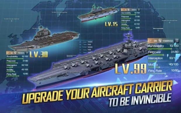 Warship Legend читы