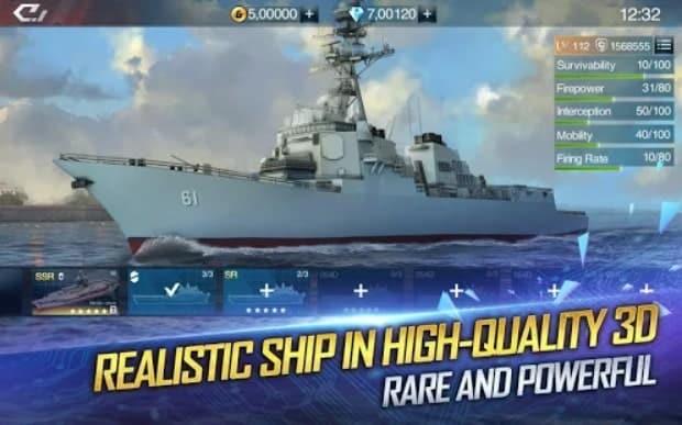 Warship Legend скачать