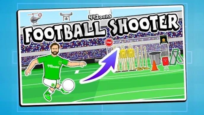 442oons Football Shooter андроид