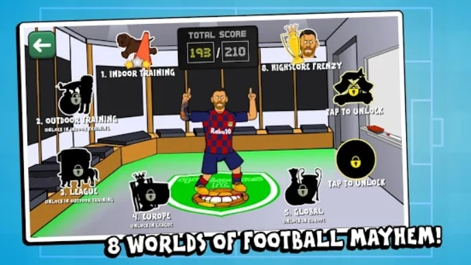 442oons Football Shooter читы